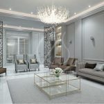 Interior Designing Of A Villa