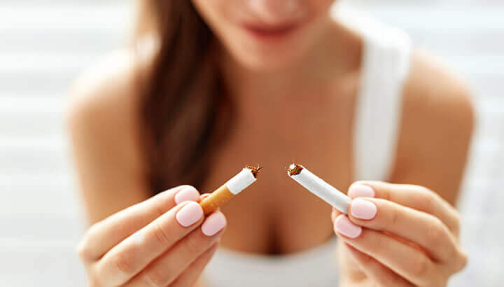 Products that can help you quit smoking