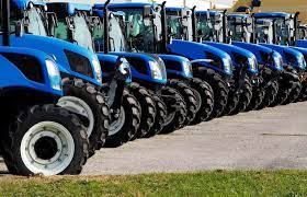 Different kinds of tractors to choose from